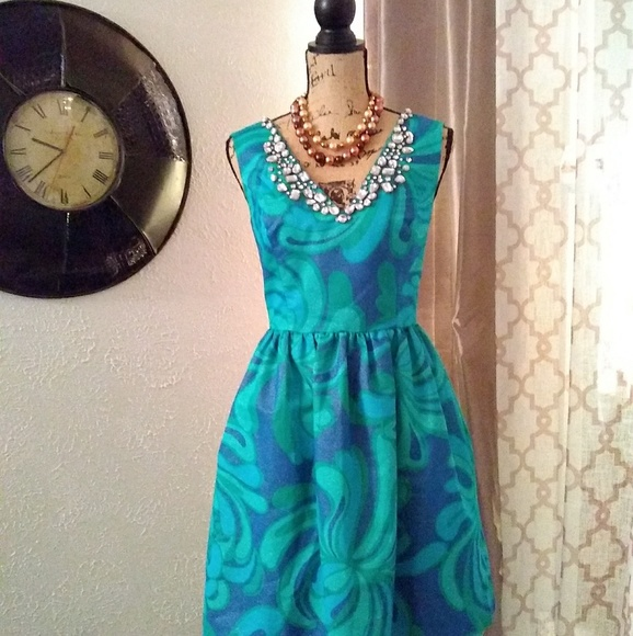 Lilly Pulitzer Dresses & Skirts - Lilly Pulitzer dress sz 2